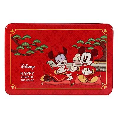 迪士尼 米奇米妮-造型餅乾禮盒(260g)