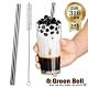 GREEN BELL綠貝316不鏽鋼防刮舌珍珠粗吸管-附刷 (口徑1.2cm) product thumbnail 1