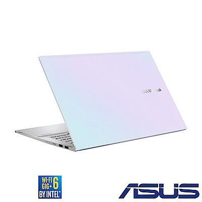 ASUS S533JQ 15吋筆電 (i5-1035G1/MX350/8G/512G SSD/VivoBook S15/幻彩白)