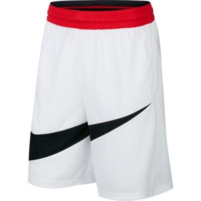 NIKE 籃球短褲 運動 健身 路跑 球褲 男款 白紅黑 BV9386-100 AS M NK DRY HBR SHORT 2.0