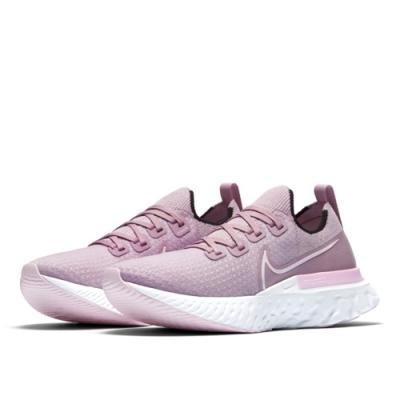 NIKE 慢跑鞋 女鞋 緩震 慢跑 訓練 運動鞋 粉 CD4372501  W  REACT INFINITY RUN FK