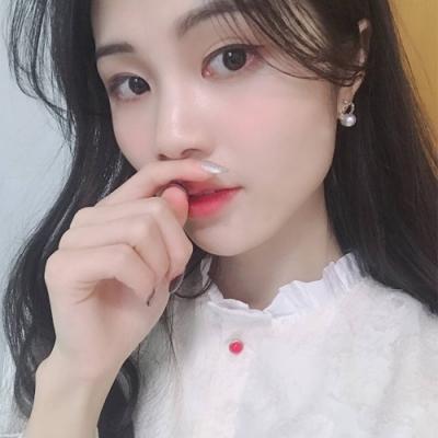 梨花HaNA 韓國925銀迷妳珍珠秘密的花園耳環