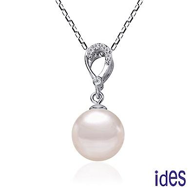 ides愛蒂思 日本設計AKOYA經典系列珍珠項鍊7-8mm/獨特