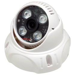 監視器攝影機 奇巧 四合一 1080P SONY 200萬四陣列燈半球型