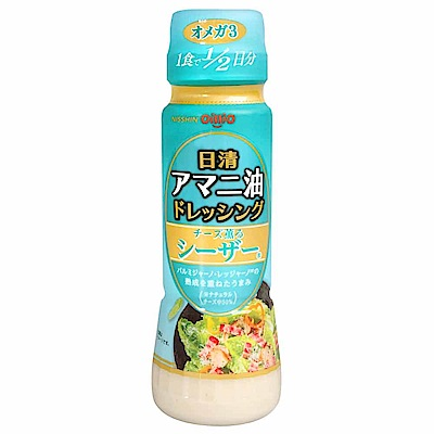 日清製油 亞麻仁油起士凱薩醬(160g)