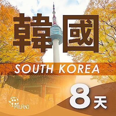 【PEKO】韓國上網卡 8日高速4G上網 無限量吃到飽 優良品質 快速到貨