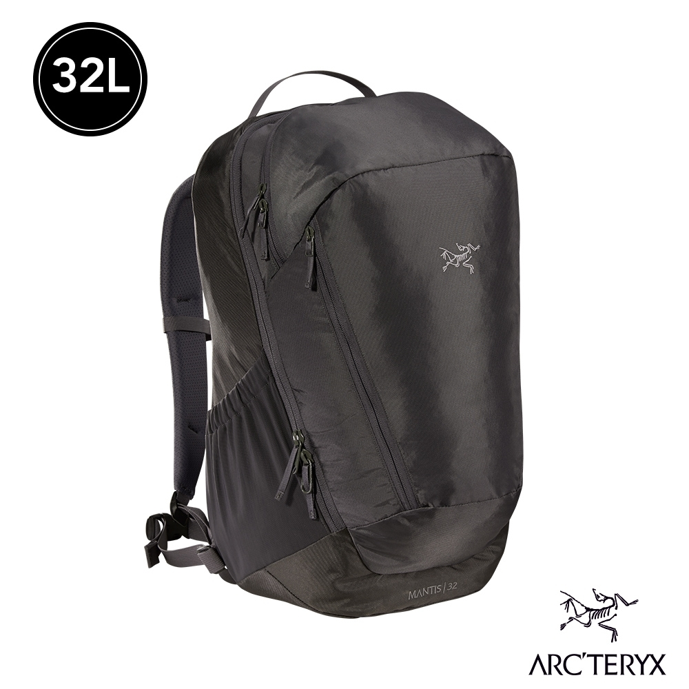 Arcteryx 始祖鳥  24系列 Mantis 32L 多功能 後背包 機長灰