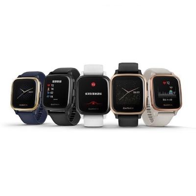 GARMIN VENU SQ Music GPS 智慧腕錶(血氧監測功能)