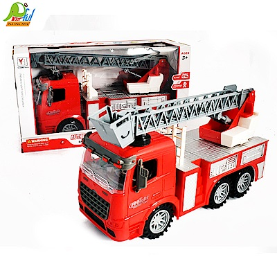 Playful Toys 頑玩具 燈光音樂消防車