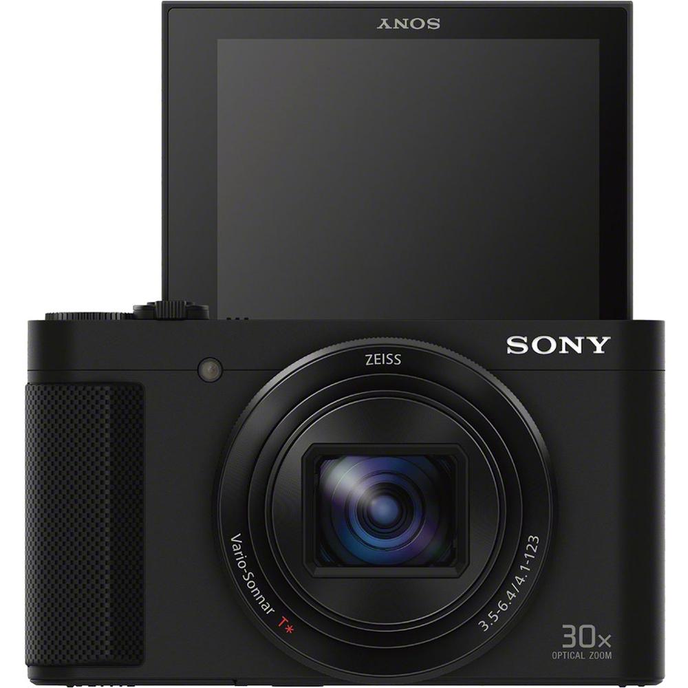 【豪華組】SONY HX90V 30倍高變焦翻轉螢幕相機 (公司貨)