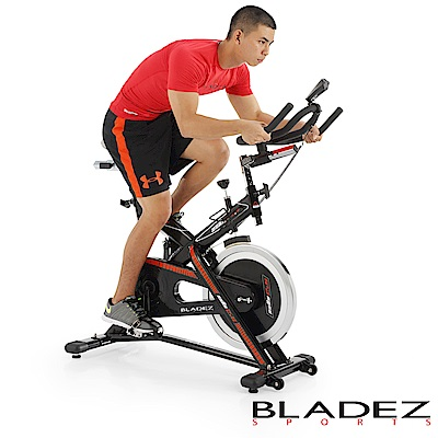 【BLADEZ】H9173BK (SB2.6)-22KG飛輪健身車