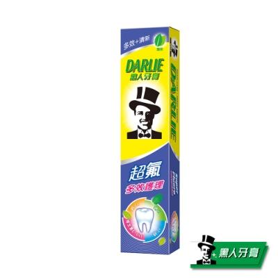 黑人 超氟多效護理牙膏180g