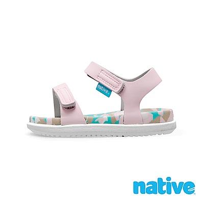 native 小童鞋 CHARLEY 小查理涼鞋-櫻花粉