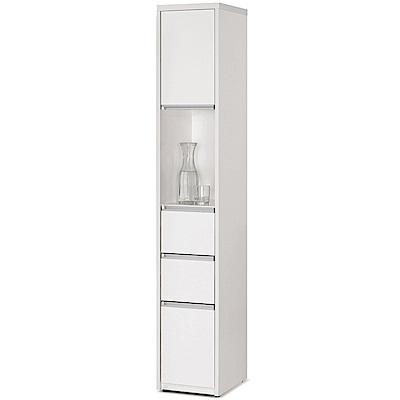 凱曼  喬漢娜1尺三抽餐櫃收納櫃
