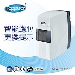 【泰浦樂 Toppuror】雅緻型RO 水機_本機含基本安裝(TPR-H75CT)