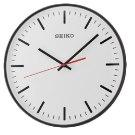 SEIKO 日本精工 簡約時尚 滑動式秒針(QXA701K)-黑框/29.5公分