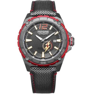 瑞士丹瑪DAUMIER正義聯盟MUTATE系列限量腕錶-閃電俠