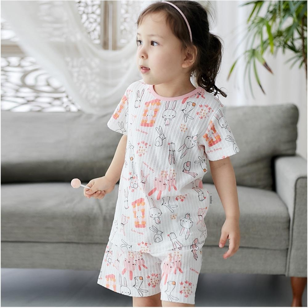 Baby童衣 休閒套裝 居家套裝 兒童套裝 夏日輕薄涼感童裝 90067 product image 1