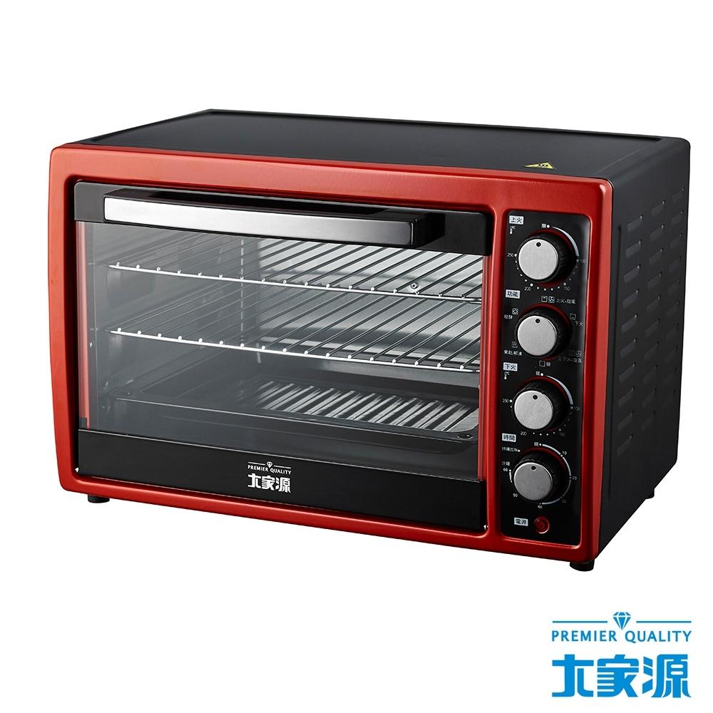 大家源35L旋風烘焙電烤箱 TCY-3855