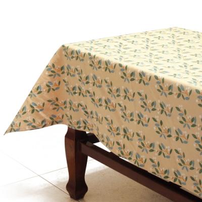 布安於室-花葉純綿桌布