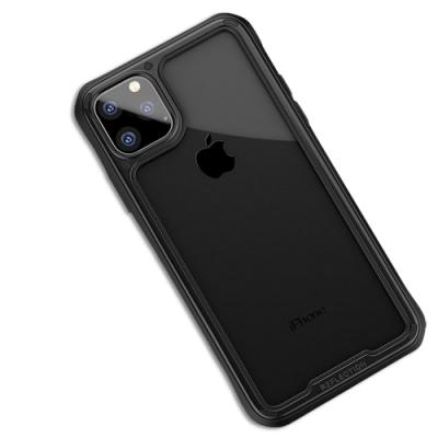 IN7 爆酷系列 iPhone 11 Pro 5.8吋 透明PC+TPU軟邊 防摔 雙料保護殼