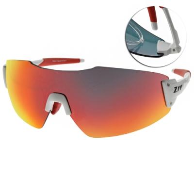 ZIV運動眼鏡 RACE RX系列 附內視鏡/白-紅 #(B113018)-133