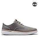 Timberland 男款中灰色磨砂革牛津鞋|A2E7T