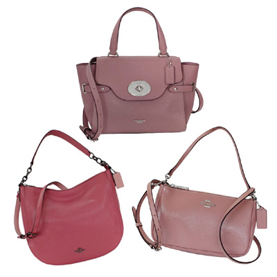 [時時樂限定] COACH 乾燥玫瑰色包款均一價4999元 (多款任選)COACH