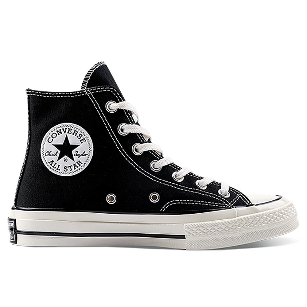 CONVERSE CHUCK 70s 男女高筒休閒鞋162050C-黑