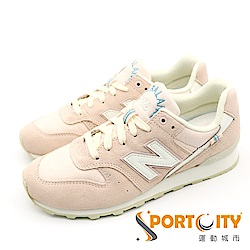 New Balance 996 復古女休閒鞋 粉紅