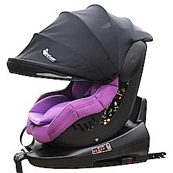 湯尼熊 Tony Bear 0-4歲ISOFIX汽車座椅遮陽棚