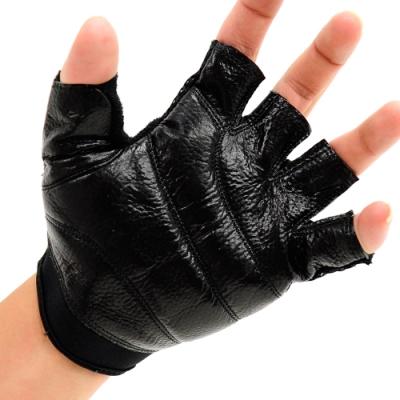 【BODY SCULPTURE】牛皮真皮手套   運動手套健身手套