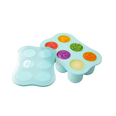 【麗嬰房】 nac nac 矽膠副食品儲存盒