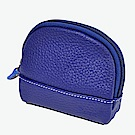 Miyo極輕便貝殼造型零錢包(藍)