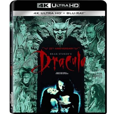 吸血鬼:真愛不死 4K  UHD + BD  雙碟限定版