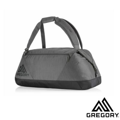 GREGORY 變型蟲 Stash Duffel 65L 超輕三用式旅行裝備袋背包_陰影黑