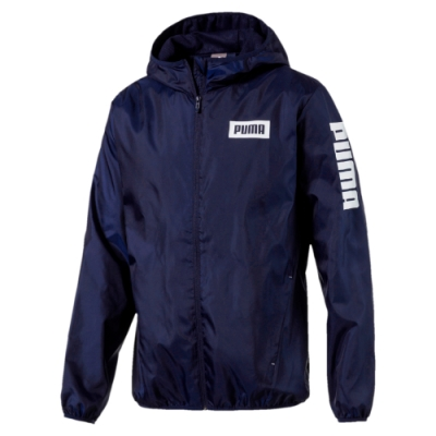 【PUMA官方旗艦】基本系列Rebel風衣外套 男性 59485306