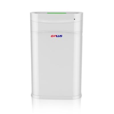 GPLUS 8-12坪 空氣品質檢測國民空氣清淨機 FA-B001 小白
