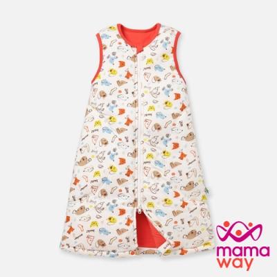 mamaway 媽媽餵 獨角獸智慧調溫防踢背心(共2色)