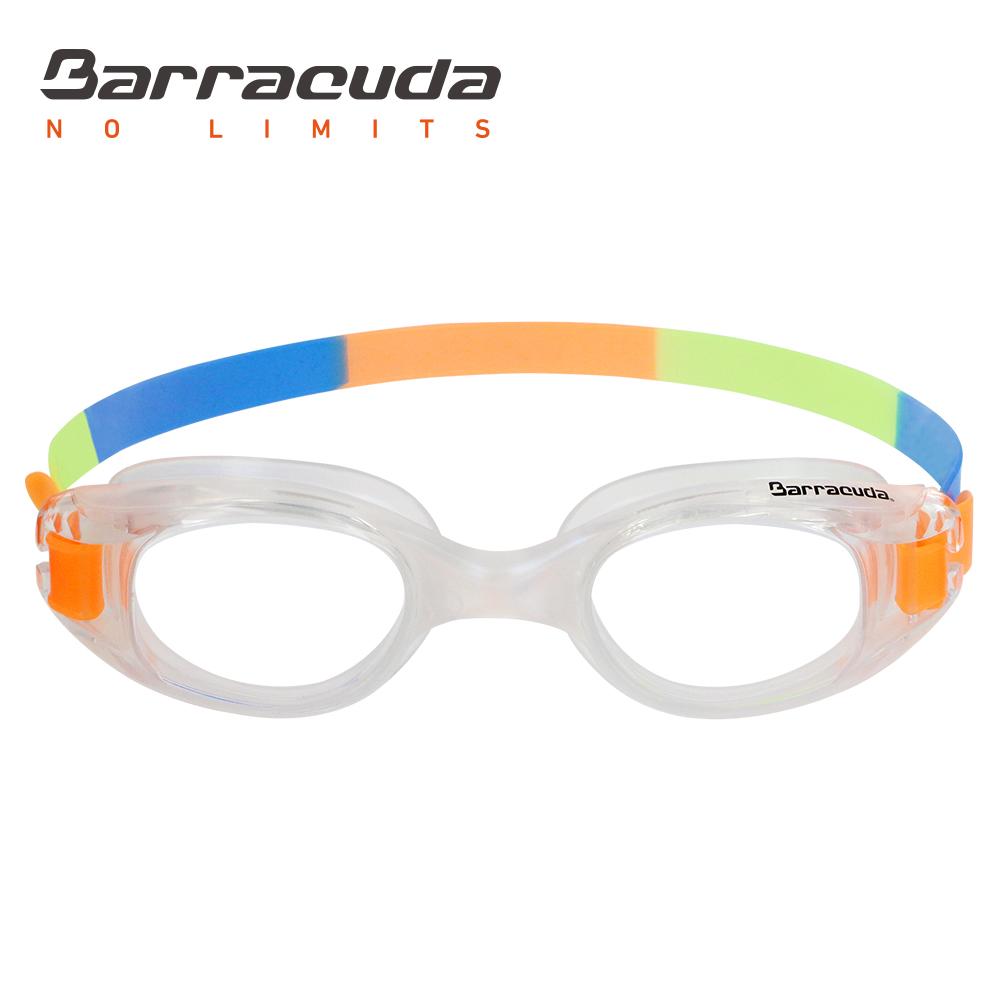 巴洛酷達 成人抗UV防霧泳鏡 Barracuda FRENZY PLUS #12555