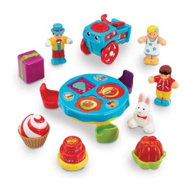 英國驚奇玩具 WOW Toys 小玩偶 - 生日派對遊樂組