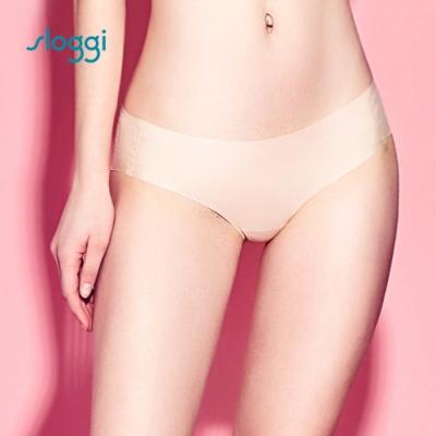 sloggi ZERO Feel 零感系列平口褲 濃醇花生醬 87-1962 3L