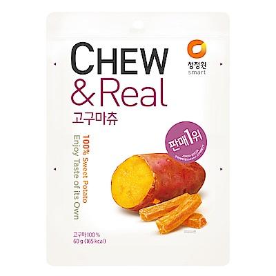 韓國清淨園 CHEW蒸地瓜條(60g)