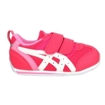 ASICS IDAHO BABY 3 男女兒童運動鞋-慢跑 亞瑟士 童鞋 TUB165-1901 玫紅白