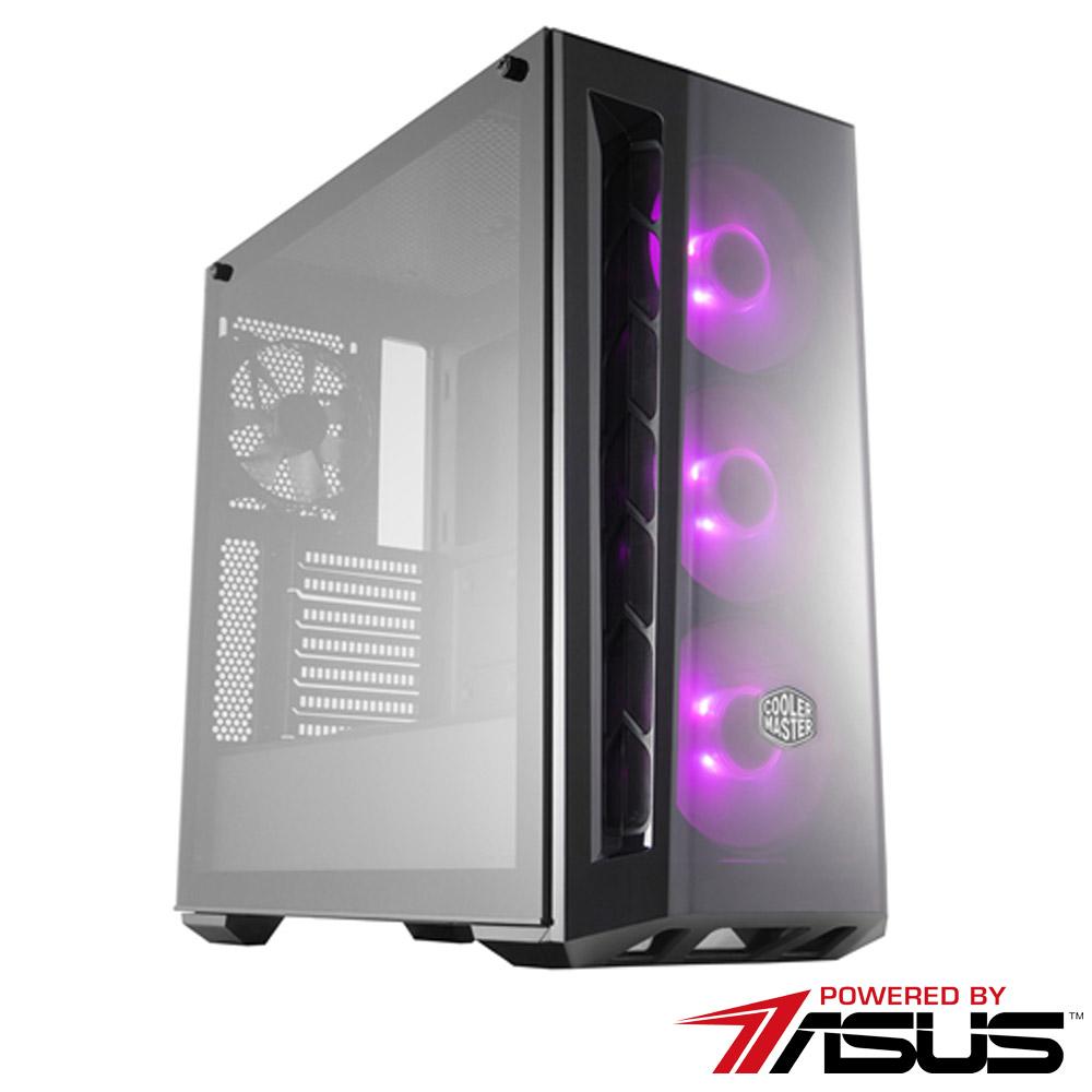 華碩Z390平台[神天劍士]i7八核GTX1650獨顯SSD電玩機