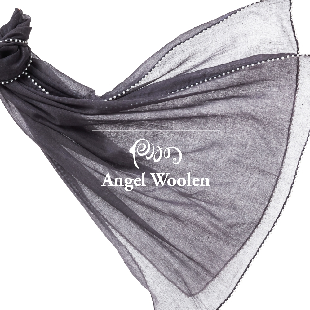 【ANGEL WOOLEN】珍愛印度胎羊毛披肩(共五色)