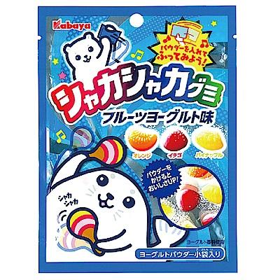 卡巴  冰水果QQ糖(46g)