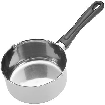 《KitchenCraft》不鏽鋼單柄牛奶鍋(14cm)