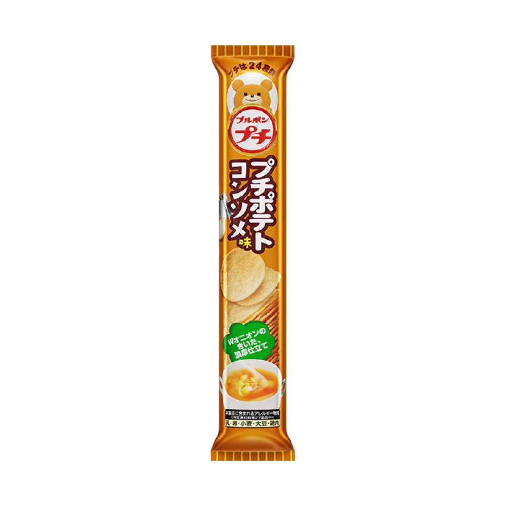 Bourbon 北日本濃湯洋芋片(45g)