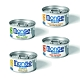 Monge Flakes頂級系列《無穀肉塊貓罐》80g 24罐組